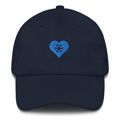 Cold Hearted Dad hat