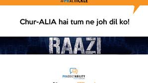 #Alia #Raazi