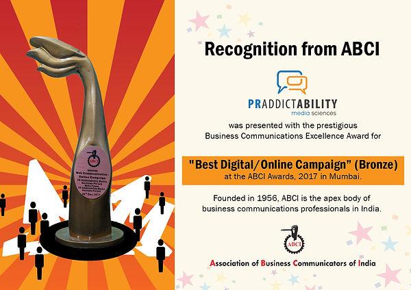 recognition from ABCI