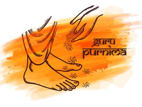 Guru Purnima: A celebration of gratitude