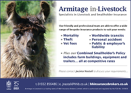 ARMITAGE  IN-LIVESTOCK