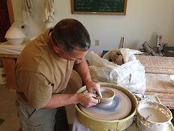 Grant Ruegnitz pottery