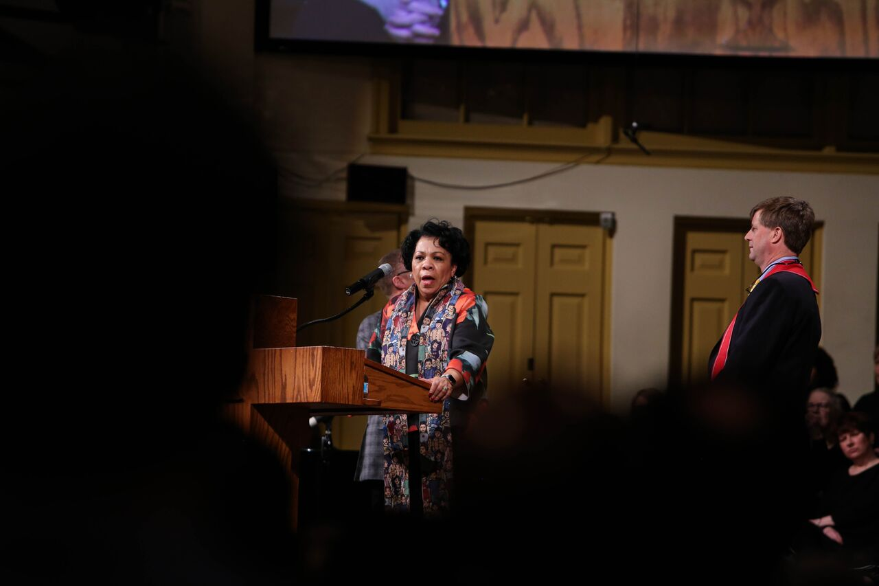 Rev. Dr. Deborah Smith