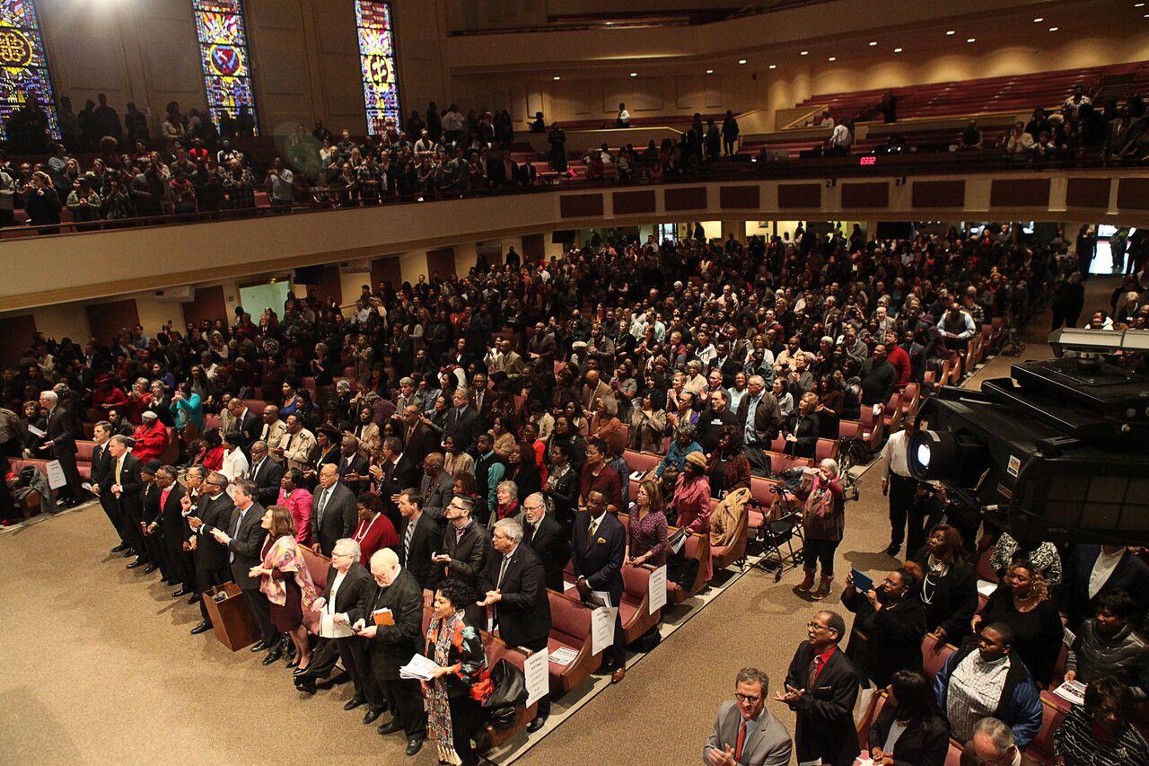 Jubilee Worship Service