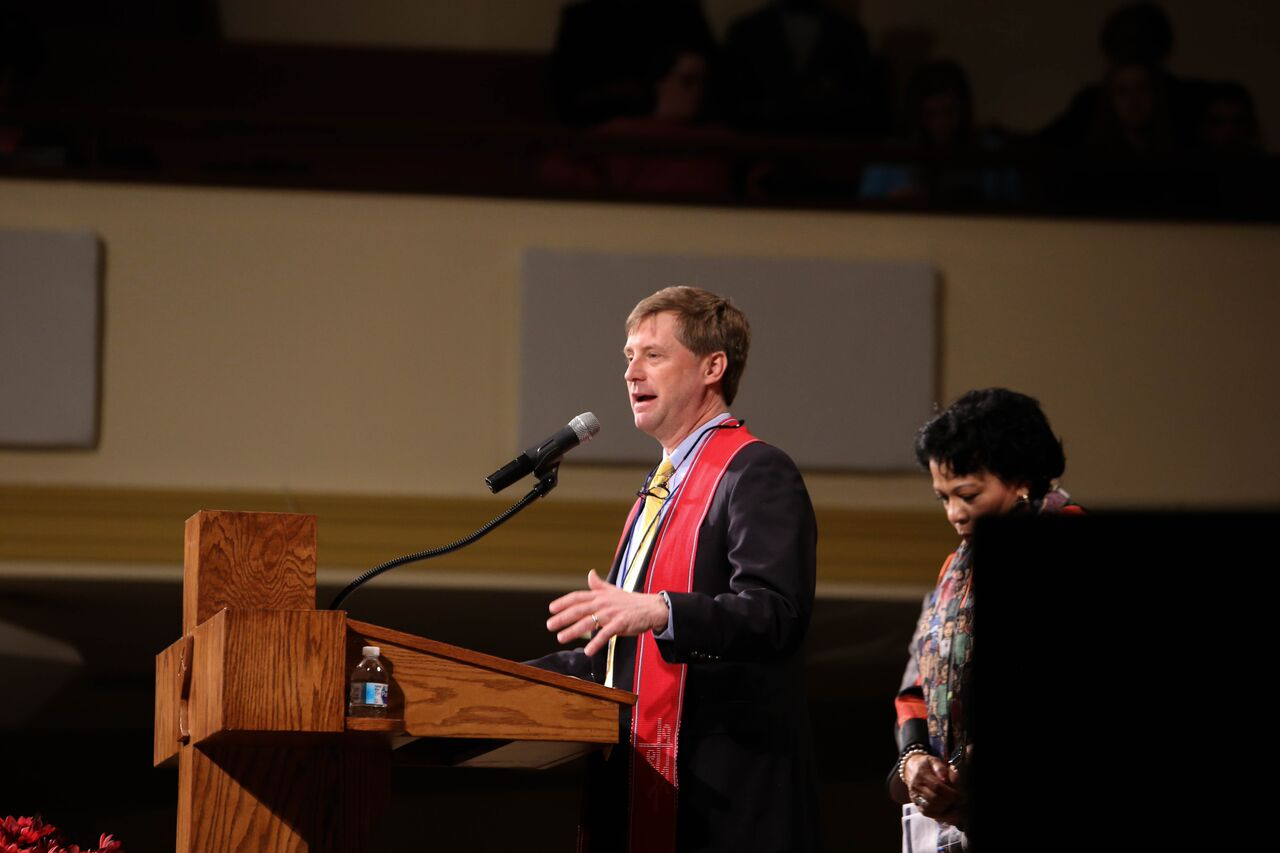 Rev. Will Jones