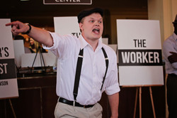 Seth Sipe - the Sanitation Worker's Supervisor