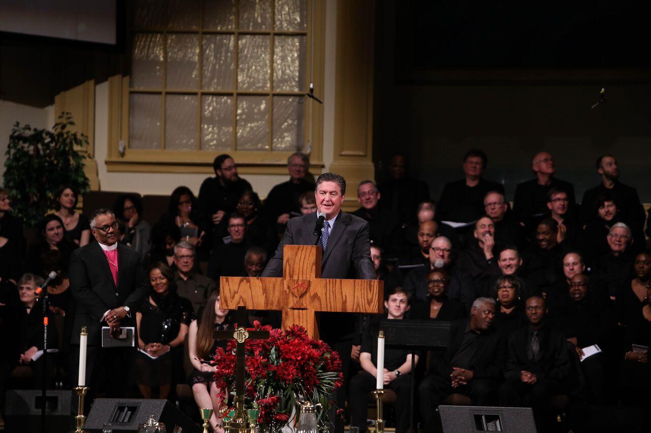 Rev. Steve Gains