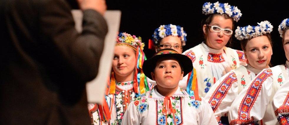 Yorkton Kalyna Ukrainian Dance Festival