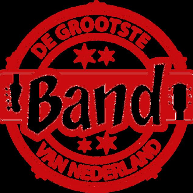 Logo De Grootse Band van NL