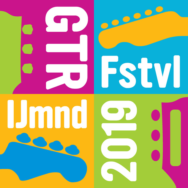 logo Gitaarfestival IJmond
