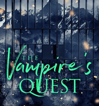 THE VAMPIRE'S QUEST: Another vampire-ish delight from Damian Serbu