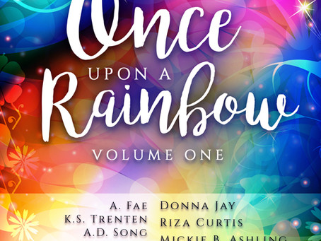 Once Upon a Rainbow : take a ride with J.P. Jackson in a new fairytale retelling anthology