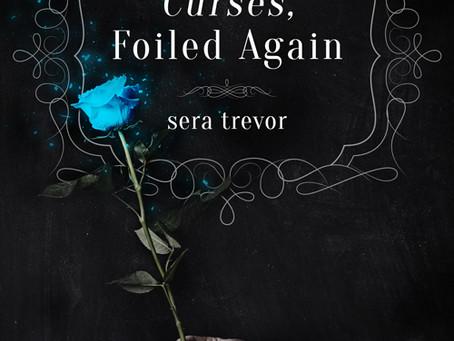 "Sera Trevor's ""Curses, Foiled Again"" hits the shelves December 7, 2017"