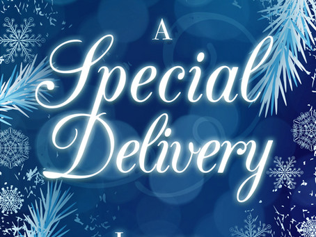 """A Special Delivery"" for the holidays from author Laura Bailo"