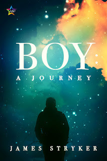Gender Diversity in Writing: A Q&A with James Stryker and Release Day for BOY: A Journey