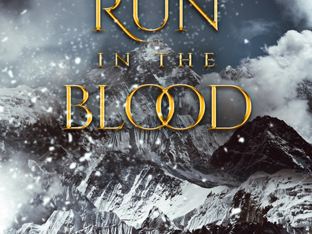 "Sail with pirates and dragons in A.E. Ross's new fantasy ""Run In The Blood""!"