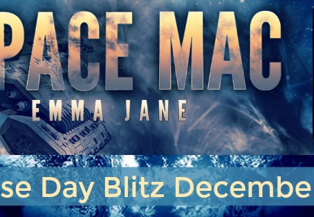 Release Day Blitz: SPACE MAC by Emma Jane