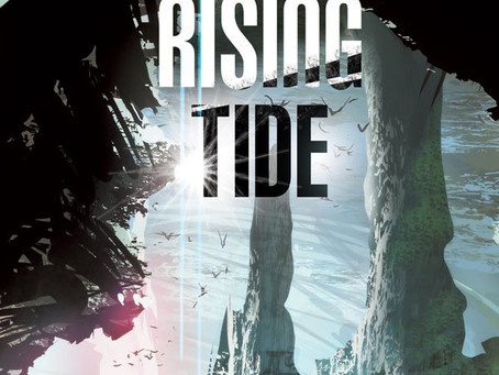 "Amazing science fiction from J. Scott Coatsworth: ""The Rising Tide"""