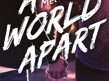 """Meet Mel Gough, and learn about her new book, """"A World Apart"""""""
