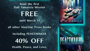 Read DALÍ for FREE until 3/31/20