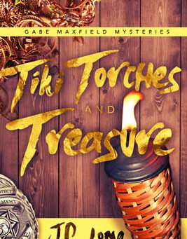 Tiki torches and corgis abound as Nine Star Press author J. C. Long visits the blog!