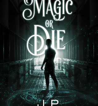 Magic or Die:  J.P. Jackson delivers another horribly good time!