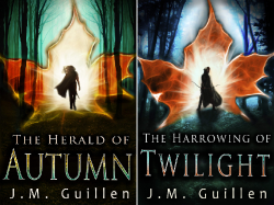 The Harrowing of Twilight - enter and be delightfully lost forever in J.M. Guillen's Irrational