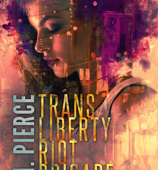 "Five Stars for ""Trans Liberty Riot Brigade"" by L.M. Pierce"