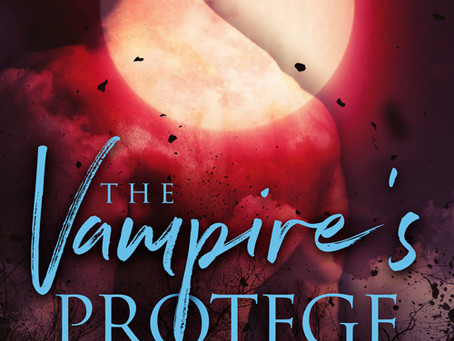 "Meet Damian Serbu, author of ""The Vampire's Protege"""