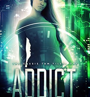Awesome Cyberpunk Atmosphere: Four stars for ADDICT by Matt Doyle