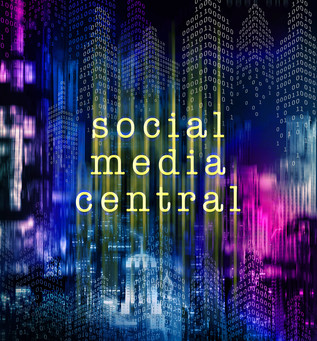 "Kevin Klehr's ""Social Media Central"" is a chilling  spec-fic that could be all too rea"