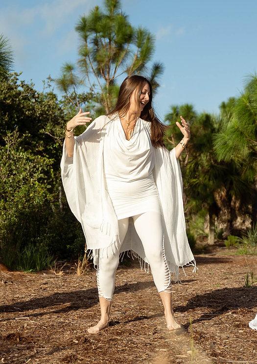 Arielle Star Triana, Author Heal Through