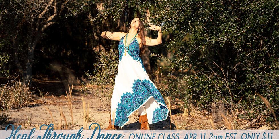 Women's Virtual Dance