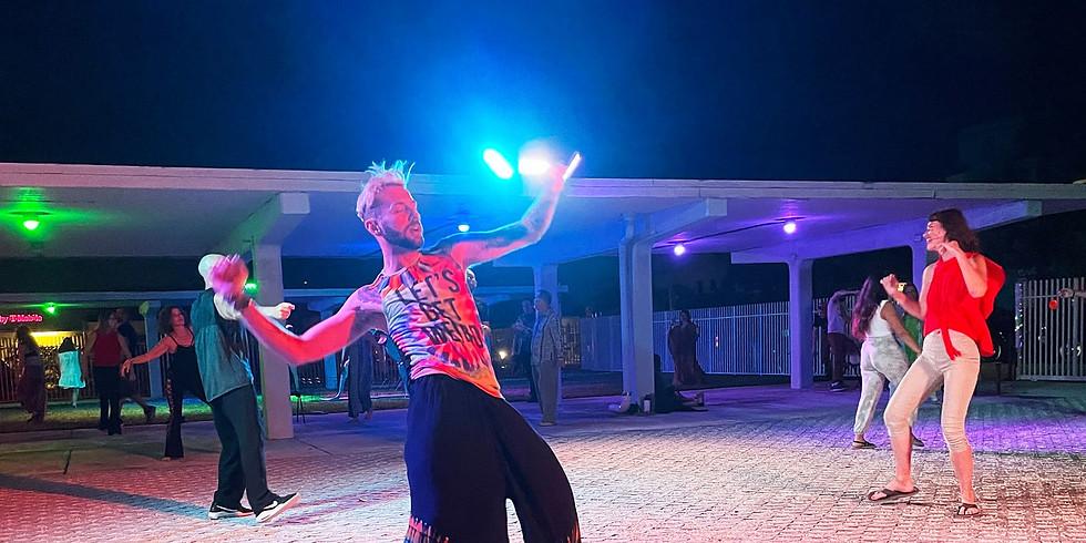 THE BEGINNING | Ecstatic Dance Event