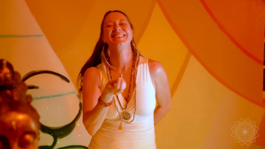 Star Triana  Ecstatic Dance Facilitator.