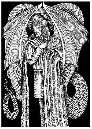The Dragon - Vlad Draculea - Dracula
