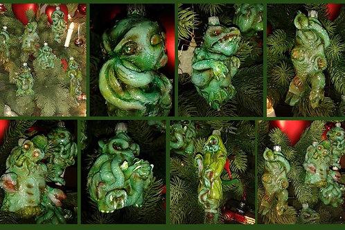 """Anhänger / Christbaumschmuck """"Lovecraft"""""""