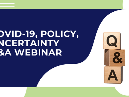 US-Bound International Undergraduates: COVID-19, Policy, Uncertainty – Q&A Webinar