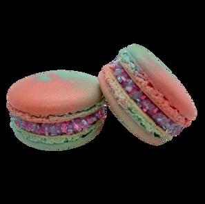 Fairy Floss Macaron