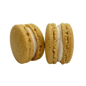 Hazelnut Quince Macaron