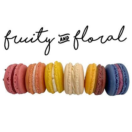 Fruity & Floral Macaron Collection