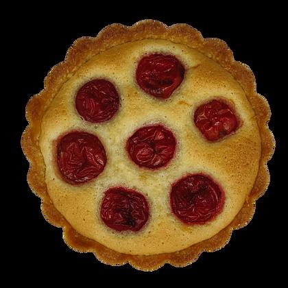 "4"" Sour Cherry Frangipane Tart"