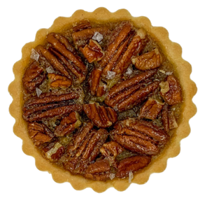 Brandy Pecan Tart