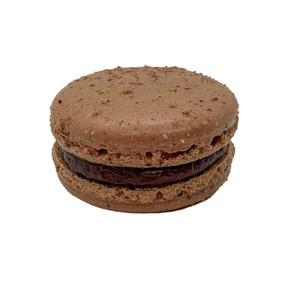 Chocolate Oaxaqueña Macaron