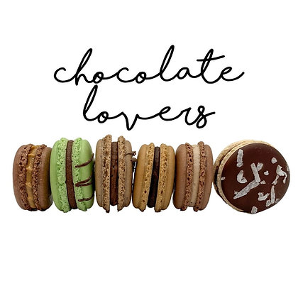 Chocolate Lovers Macaron Collection
