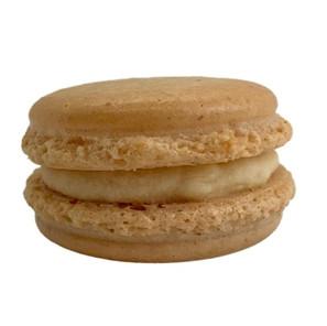 Maple Chai Latte Macaron