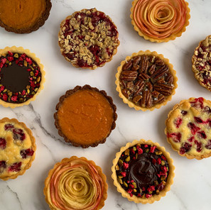 Thanksgiving Tarts
