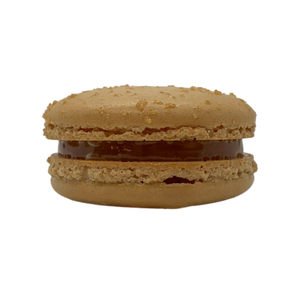 Rosemary Caramel Macaron
