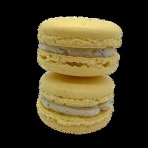 Lemon-Thyme Macaron