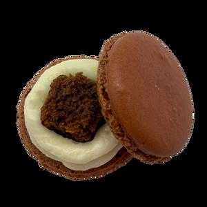 Gingerbread Macaron